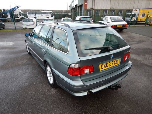 2002 BMW E39 530d 190bhp SE Manual Touring Estate SOLD (picture 4 of 6)