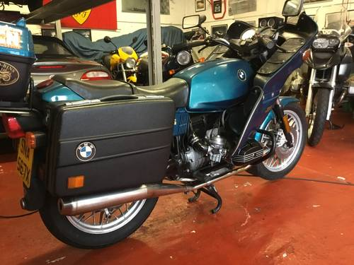1981 BMW R65, full touring spec. SOLD (picture 2 of 6)