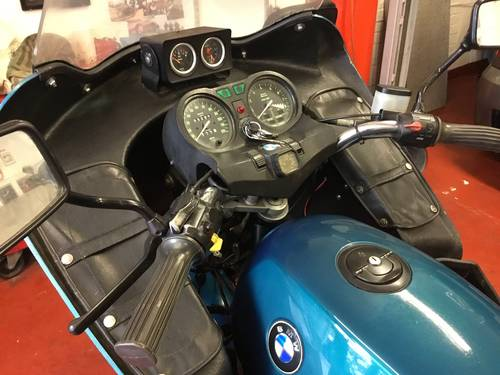 1981 BMW R65, full touring spec. SOLD (picture 3 of 6)