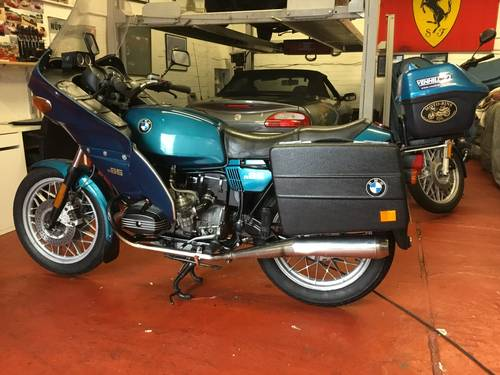 1981 BMW R65, full touring spec. SOLD (picture 6 of 6)