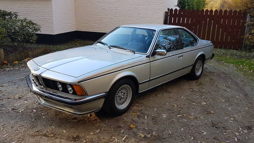 BMW 635 CSi (1980) For Sale (picture 1 of 6)