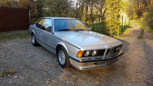 BMW 635 CSi (1980) For Sale (picture 2 of 6)