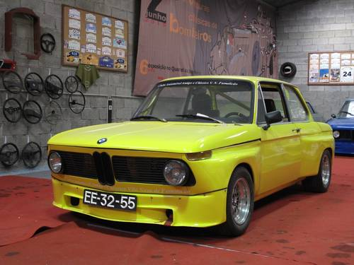 1972 BMW 2002 tii Schnitzer (replica) For Sale (picture 1 of 6)