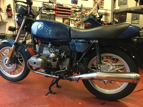 1981 BMW R65 twinshock. SOLD (picture 1 of 6)