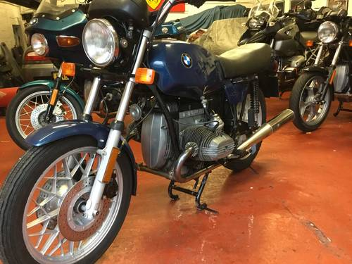 1981 BMW R65 twinshock. SOLD (picture 2 of 6)