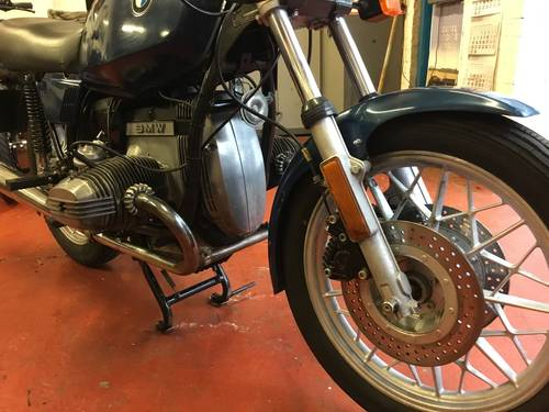 1981 BMW R65 twinshock. SOLD (picture 5 of 6)