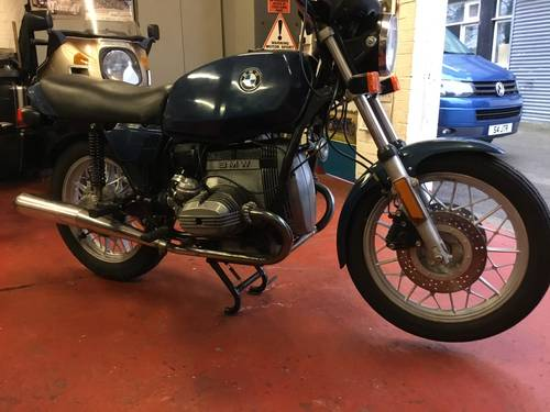 1981 BMW R65 twinshock. SOLD (picture 6 of 6)
