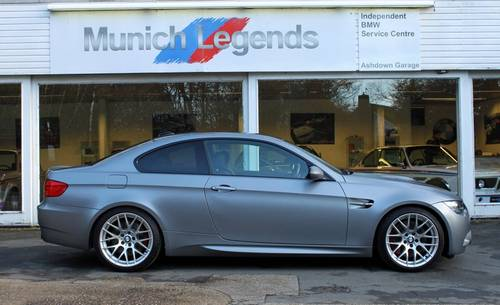 2012 BMW E92 M3 Frozen Edition Comp Pack SOLD | Car And Classic