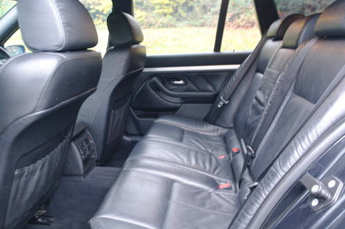 BMW E39 530d M-SPORT.. AUTOMATIC.. RARE TOURING+NICE EXAMPLE SOLD (picture 4 of 6)