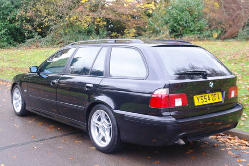 BMW E39 530d M-SPORT.. AUTOMATIC.. RARE TOURING+NICE EXAMPLE SOLD (picture 5 of 6)