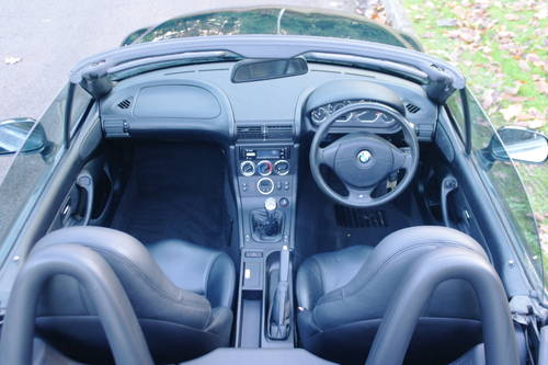 BMW Z3.. 2.8 ROADSTER..SPORTS SEATS..LOVELY EXAMPLE SOLD (picture 4 of 6)