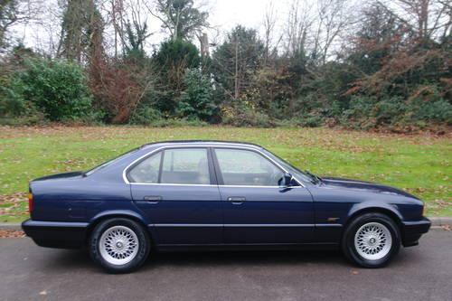 BMW E34 SERIES.. 525i SE AUTO.. RARE ROYAL BLUE.. TOP SPEC SOLD (picture 6 of 6)
