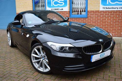 2010 BMW Z4 sDrive 23i Roadster 6-Speed Manual SOLD (picture 1 of 6)