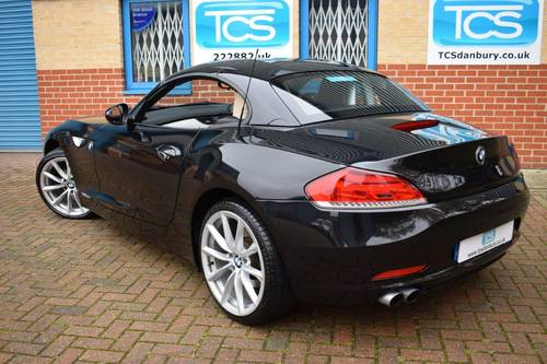 2010 BMW Z4 sDrive 23i Roadster 6-Speed Manual SOLD (picture 2 of 6)