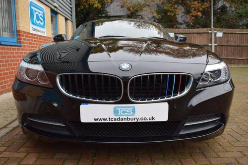 2010 BMW Z4 sDrive 23i Roadster 6-Speed Manual SOLD (picture 4 of 6)