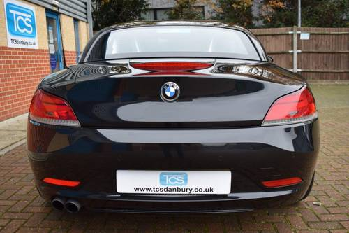 2010 BMW Z4 sDrive 23i Roadster 6-Speed Manual SOLD (picture 5 of 6)