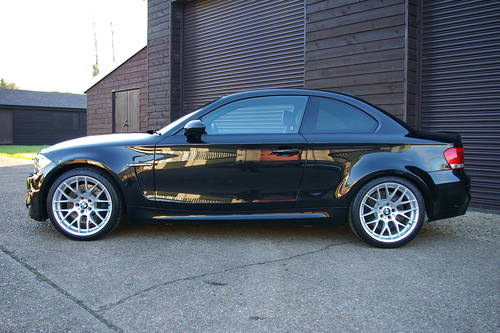 2011 BMW 1M 3.0 6 Speed Manual Coupe (24,132 miles) SOLD (picture 1 of 6)