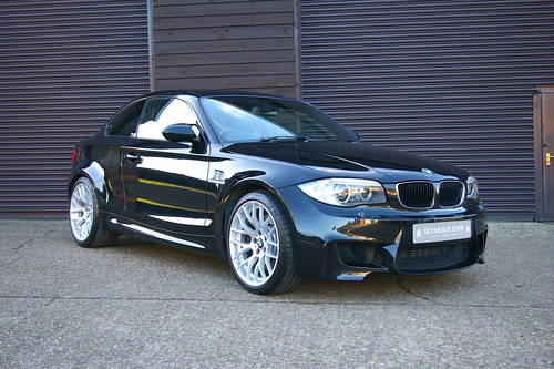 2011 BMW 1M 3.0 6 Speed Manual Coupe (24,132 miles) SOLD (picture 2 of 6)