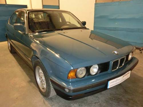 BMW 524 TD E34 - 1988 For Sale (picture 1 of 6)