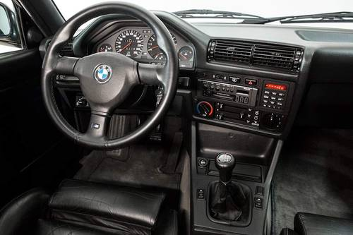 1990 BMW M3 E30 in collectors condition  For Sale (picture 5 of 6)