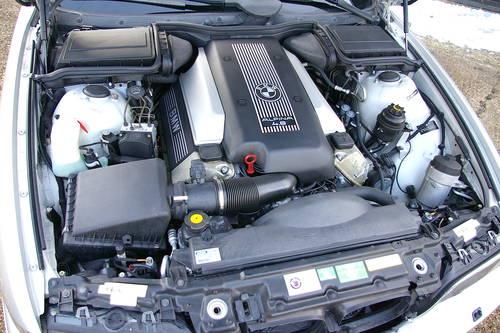2002 Alpina E39 B10 4.8 V8 S Auto Saloon LHD (39,381 miles) SOLD (picture 6 of 6)