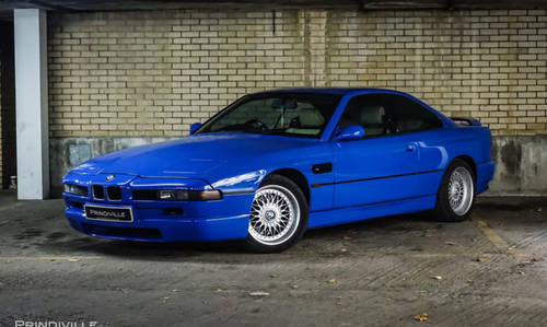 1999 BMW 8 Series 840CI Sport For Sale (picture 1 of 6)