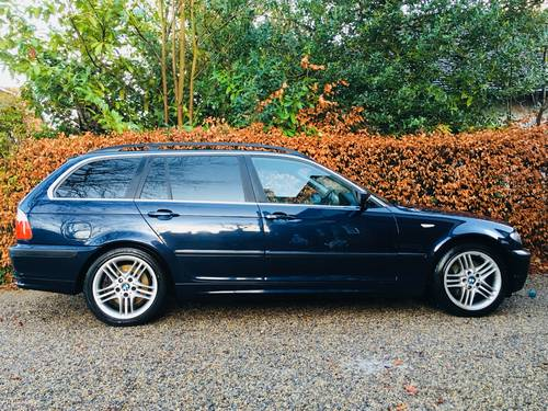 2002 STUNNING CONDITION E46 330D SE TOURING AUTOMATIC  SOLD (picture 4 of 6)