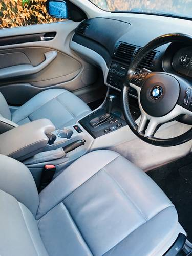 2002 STUNNING CONDITION E46 330D SE TOURING AUTOMATIC  SOLD (picture 5 of 6)