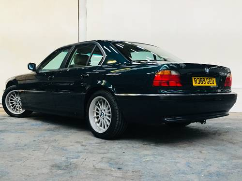 1998 E38 728I - STUNNING VEHICLE THROUGHOUT SOLD (picture 2 of 6)