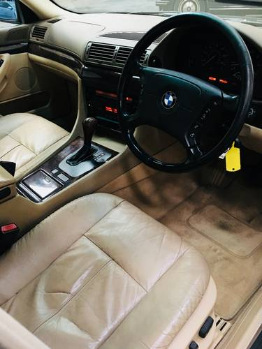 1998 E38 728I - STUNNING VEHICLE THROUGHOUT SOLD (picture 4 of 6)