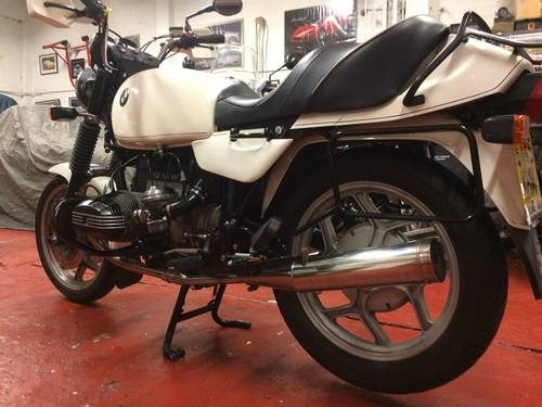 1987 BMW R80, Mono. SOLD (picture 3 of 6)