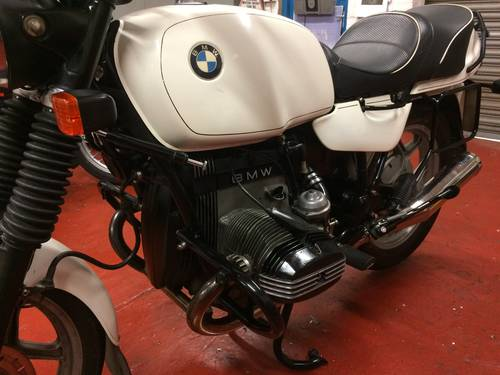 1987 BMW R80, Mono. SOLD (picture 4 of 6)