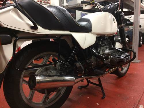 1987 BMW R80, Mono. SOLD (picture 5 of 6)