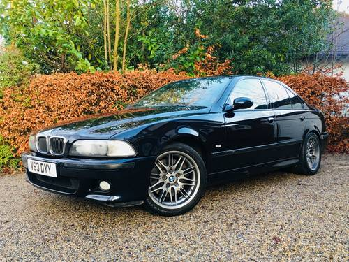 2000 V BMW E39 M5 - STUNNING CONDITION THROUGHOUT SOLD (picture 2 of 6)