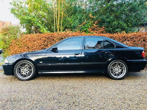 2000 V BMW E39 M5 - STUNNING CONDITION THROUGHOUT SOLD (picture 5 of 6)