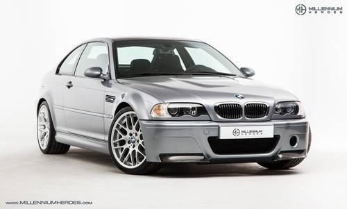 2003 BMW M3 CSL // LHD // 22k Miles For Sale (picture 2 of 6)