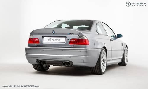 2003 BMW M3 CSL // LHD // 22k Miles For Sale (picture 3 of 6)
