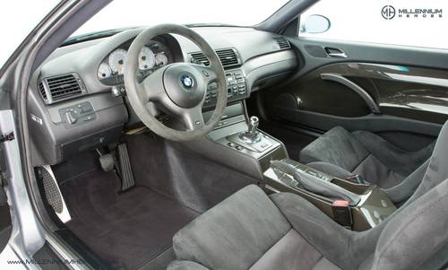 2003 BMW M3 CSL // LHD // 22k Miles For Sale (picture 4 of 6)