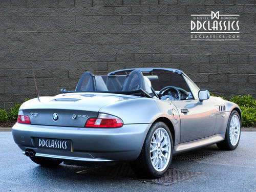 2002 BMW Z3 2.2i Sport Roadster (RHD) SOLD (picture 2 of 6)