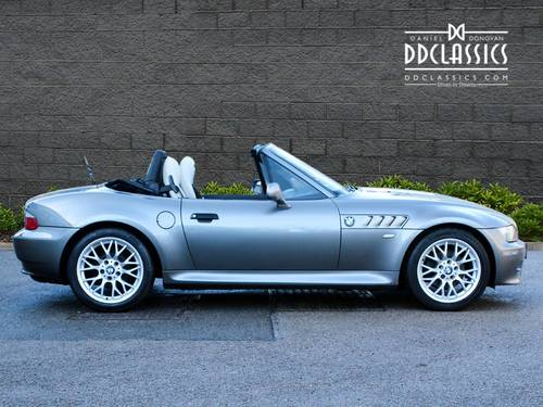 2002 BMW Z3 2.2i Sport Roadster (RHD) SOLD (picture 3 of 6)