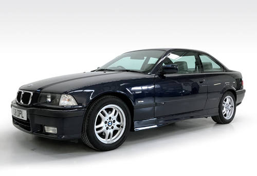 1999 BMW 318iS M-sport coupe SOLD (picture 1 of 6)