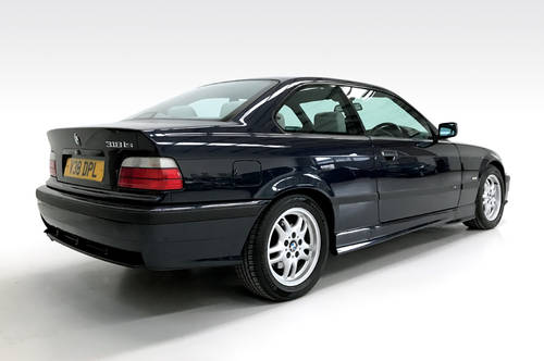 1999 BMW 318iS M-sport coupe SOLD (picture 2 of 6)