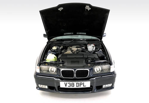 1999 BMW 318iS M-sport coupe SOLD (picture 3 of 6)