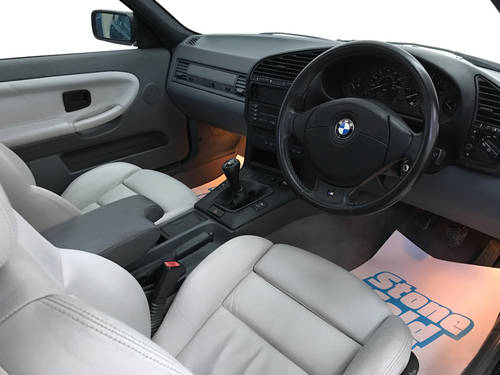 1999 BMW 318iS M-sport coupe SOLD (picture 4 of 6)