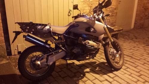 2006 Perfect BMW HP2 Enduro For Sale. 1850 miles only For Sale (picture 1 of 6)