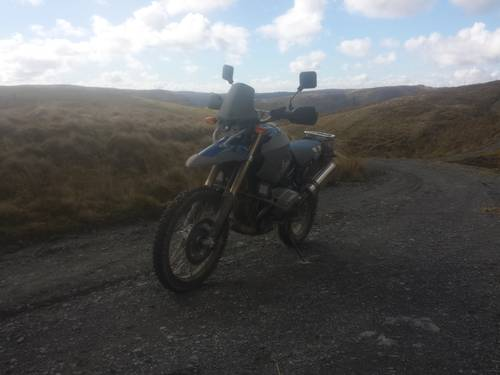 2006 Perfect BMW HP2 Enduro For Sale. 1850 miles only For Sale (picture 4 of 6)