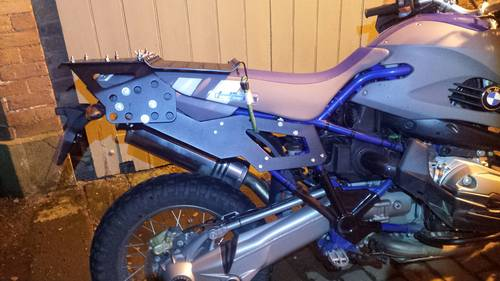 2006 Perfect BMW HP2 Enduro For Sale. 1850 miles only For Sale (picture 5 of 6)