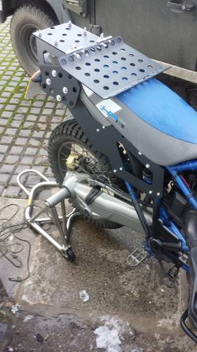2006 Perfect BMW HP2 Enduro For Sale. 1850 miles only For Sale (picture 6 of 6)