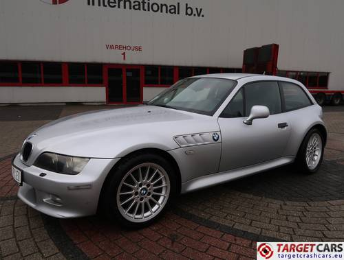 2002 BMW Z3 Coupe 3.0L Aut LHD  For Sale (picture 1 of 6)