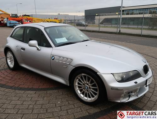 2002 BMW Z3 Coupe 3.0L Aut LHD  For Sale (picture 2 of 6)